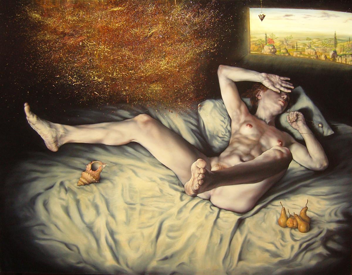 """Gabriel Grun, """"Danae"""" www.gabrielgrun.blogspot.com"""