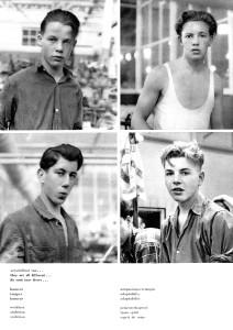 """Nico Jesse i Martie Verdenius, Mensen van Menko (N. J. Menko N. V., Enschede 1956), z Werker 2 – Historia mówiona młodego robotnika, 2016. Dzięki uprzejmości """"Werker Magazine"""""""