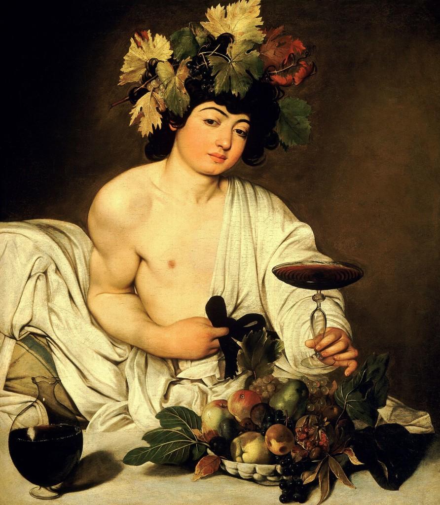 Caravaggio [Public domain], Wikimedia Commons