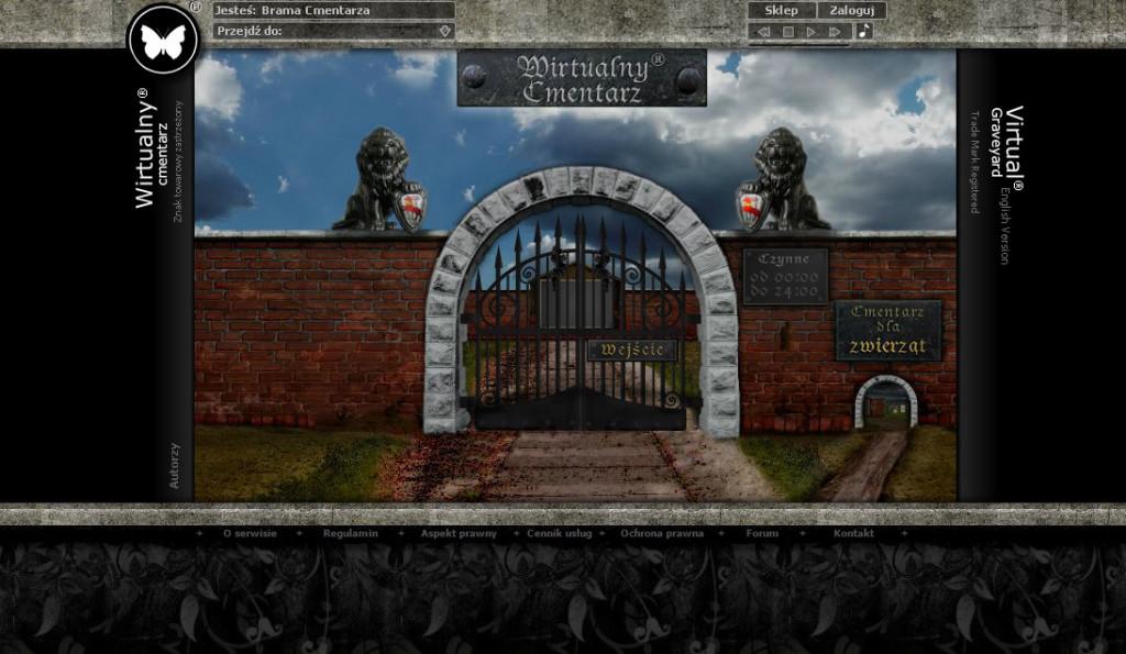 strona główna Wirtualny Cmentarz