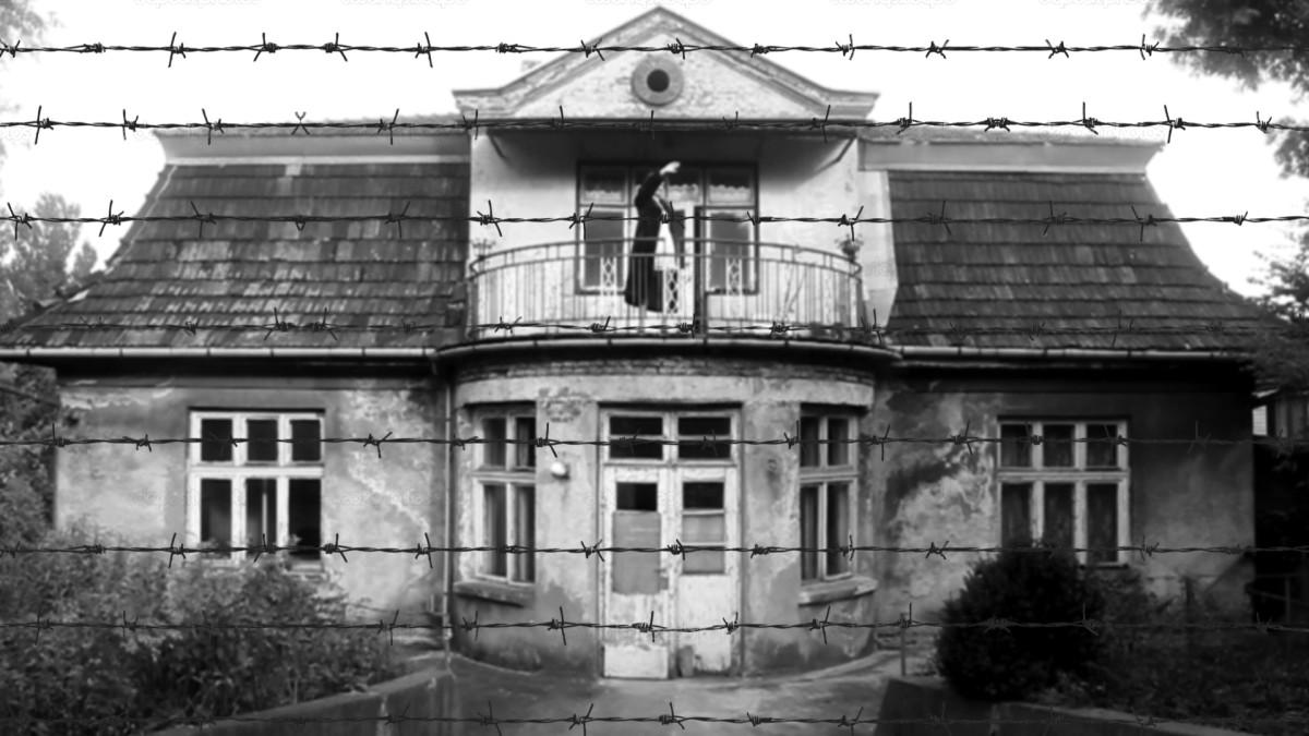 """Agata Kus, """"Kochanka"""", kadr z filmu, 2014"""