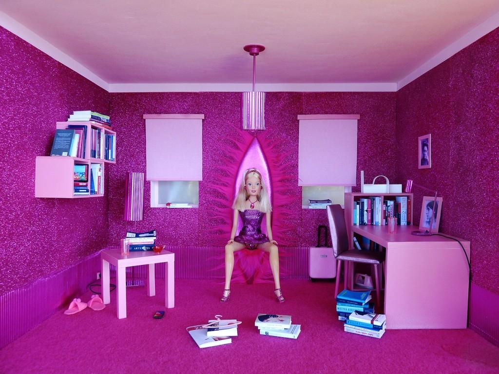 Iwona Demko, Własny pokój, instalacja