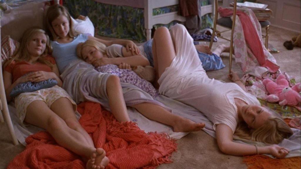 Przekleństwa niewinności (1999), kadr z filmu