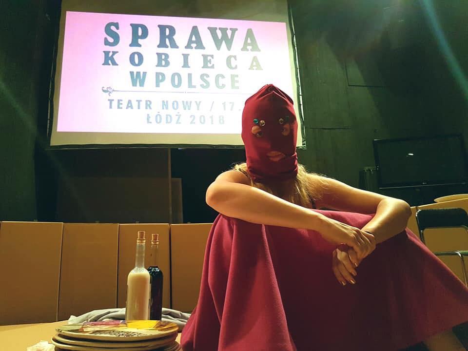 Anna Baumgart, Sprawa kobieca w Polsce, 8 września 2018, Łódź, Festiwal Czterech Kultur
