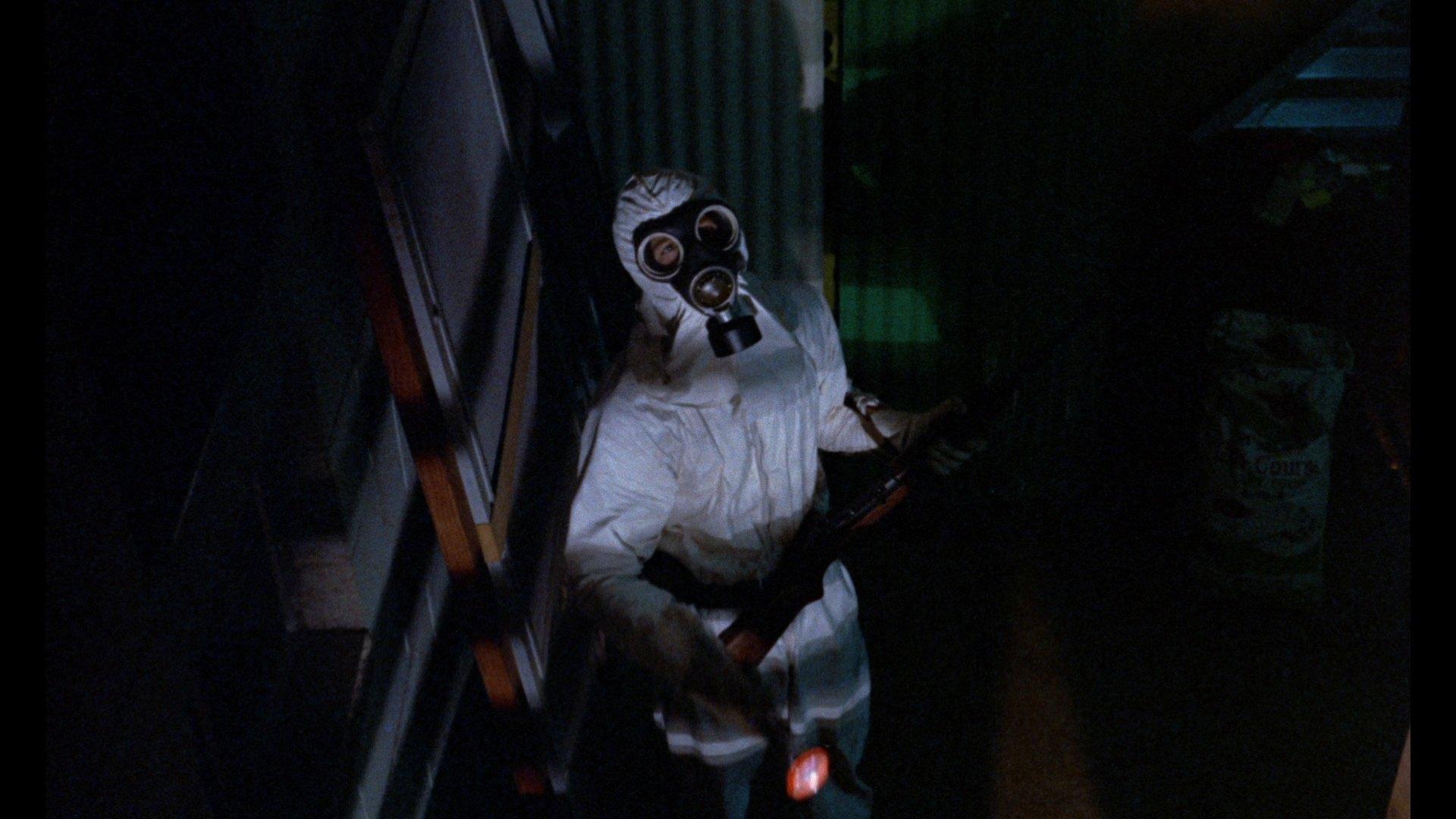 kadr z filmu SZALEŃCY The Crazies, George A. Romero, 1973, źródło: promo