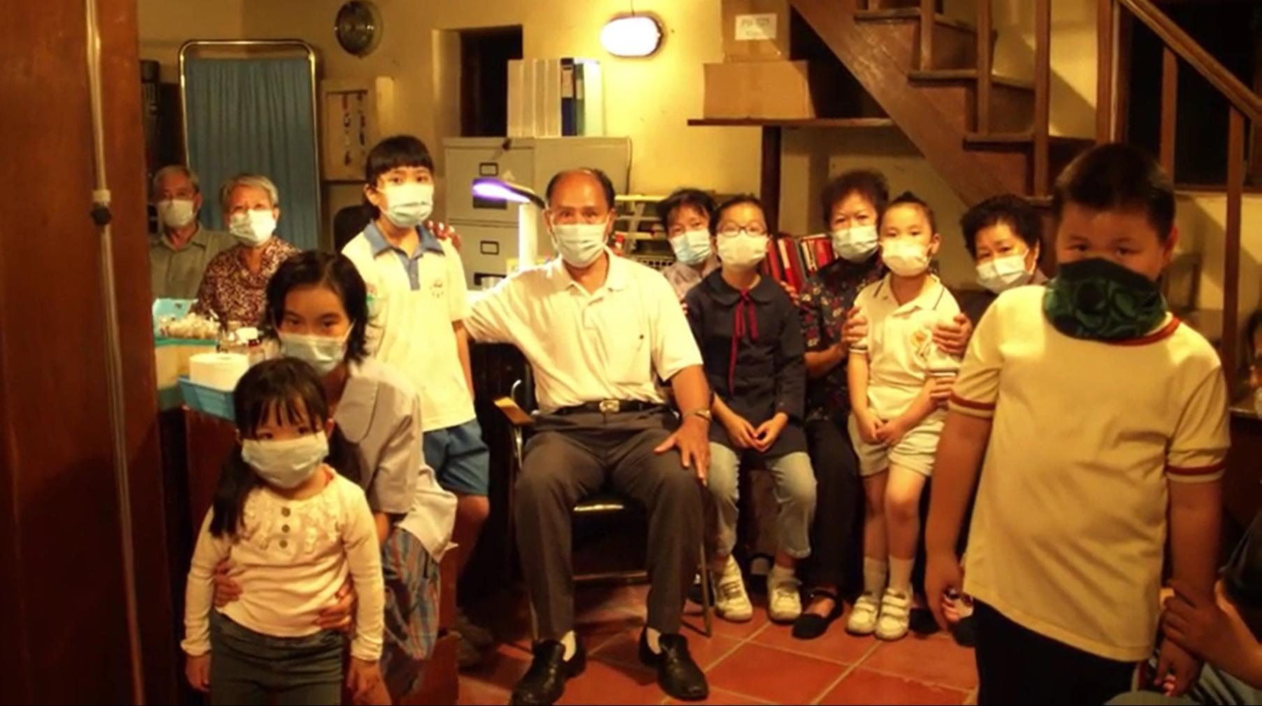 kadr z filmu CONTAGION - EPIDEMIA STRACHU |Contagion, 2011, reż. Steven Soderbergh