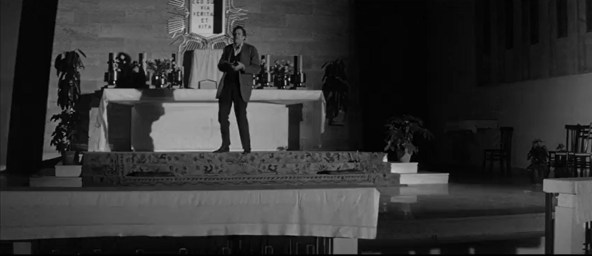 kadr z filmu OSTATNI CZŁOWIEK NA ZIEMI |The Last Man on Earth, 1964, reż. Ubaldo Ragona / Sidney Salkow