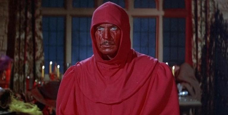 kadr z filmu MASKA CZERWONEGO MORU | The Masque of the Red Death, 1964, reż. Roger Corman