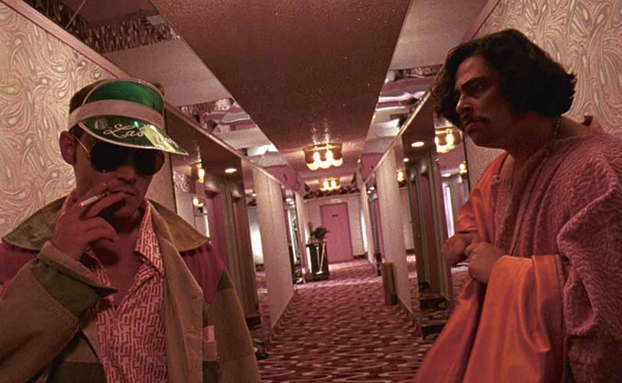 kadr z filmu Las Vegas Parano | Fear and Loathing in Las Vegas | 1998 | reż. Terry Gilliam